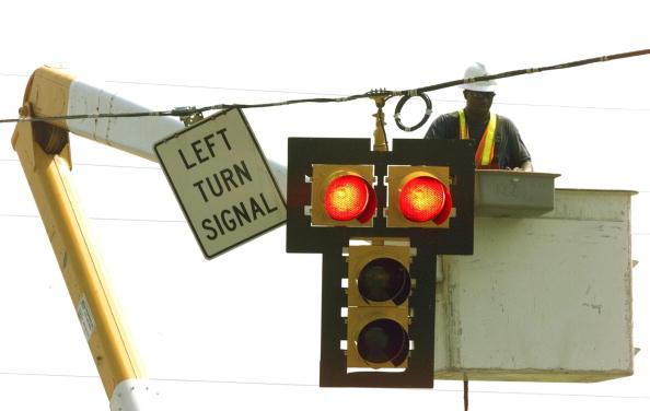 Gov. McAuliffe Vetoes Red-Light CameraBill