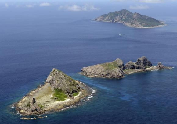 U.S. warns China not to attempt Crimea-styleaction