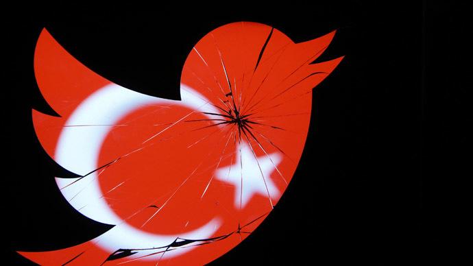 Twitter blocks two accounts critical of Turkishgovt