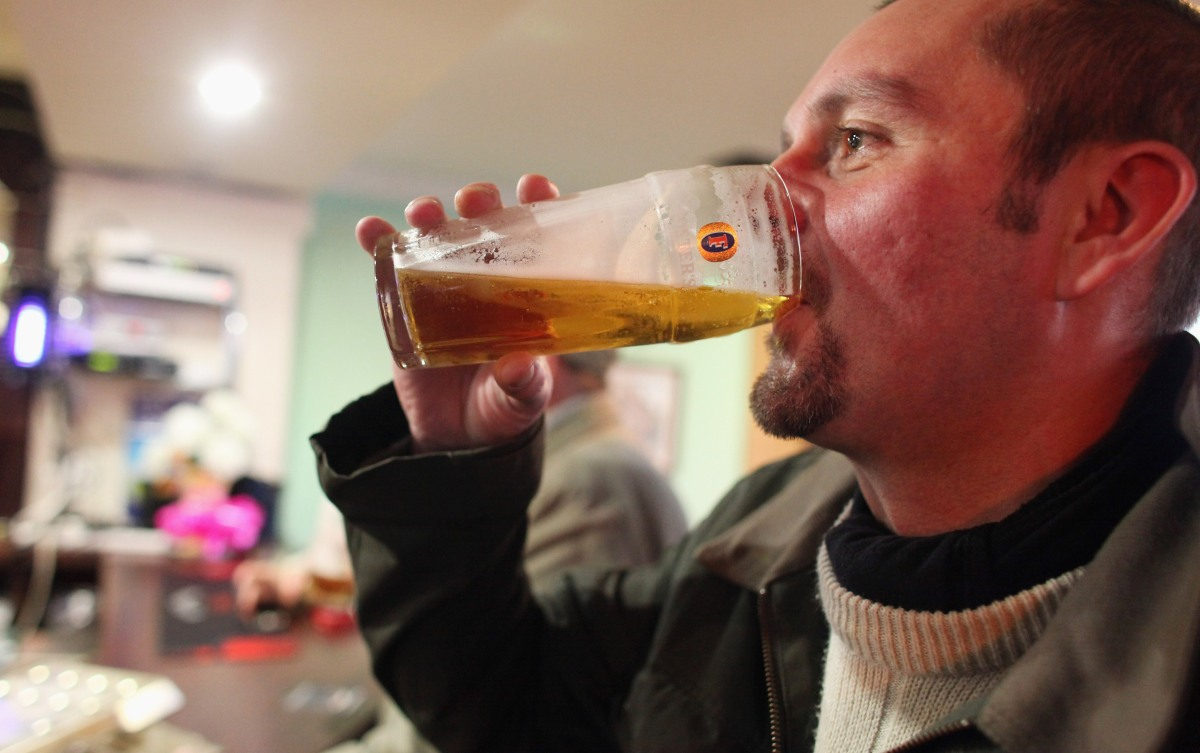 Study: Drugs That Can Help People Quit Drinking Rarely BeingPrescribed