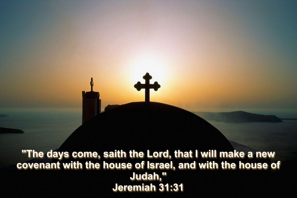 """Restoration"" Sunday School Lesson, Jeremiah 31:31-37, September 14,2014"