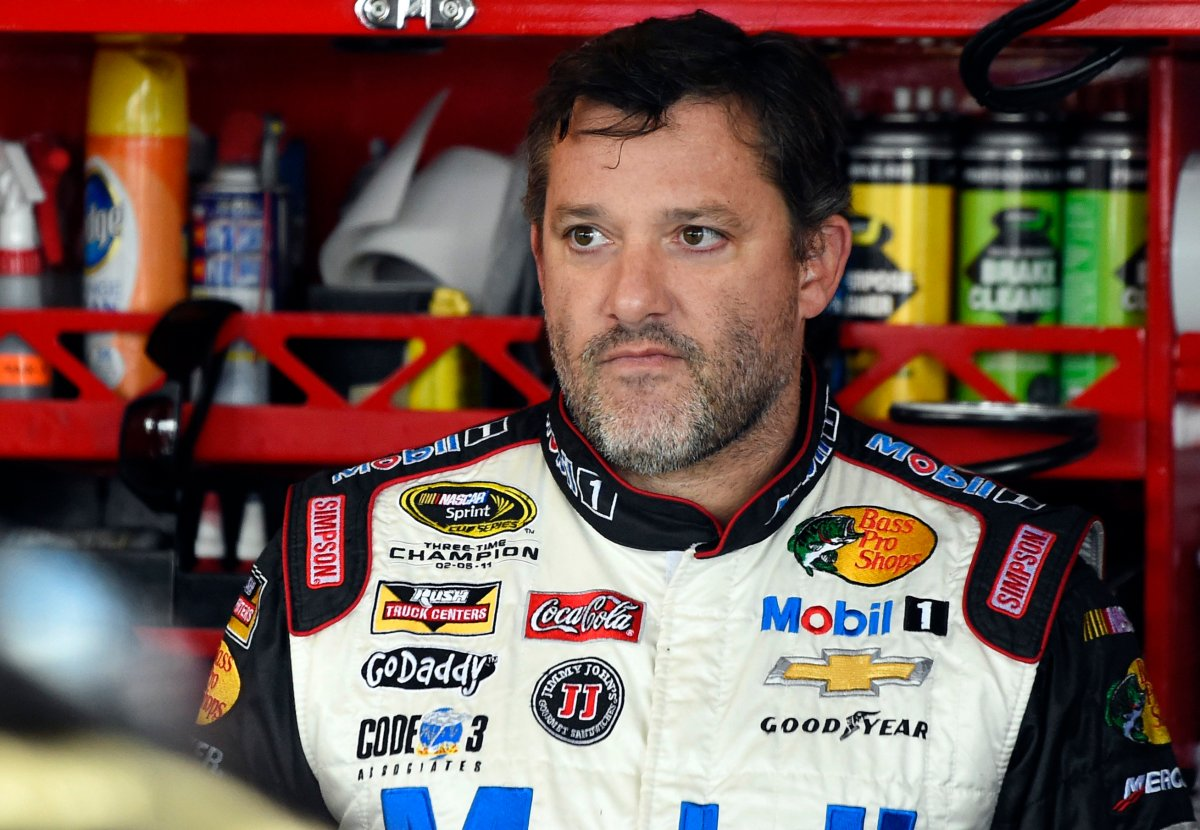 Tony Stewart Not Charged in the Death of Kevin WardJr.
