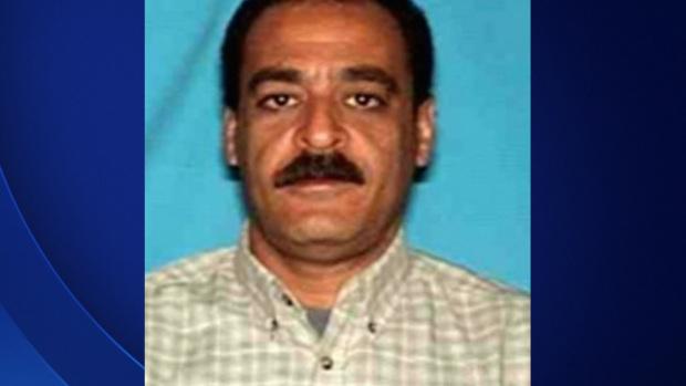 North Texas murder fugitive Yaser Abdel Said. (credit: FBI)