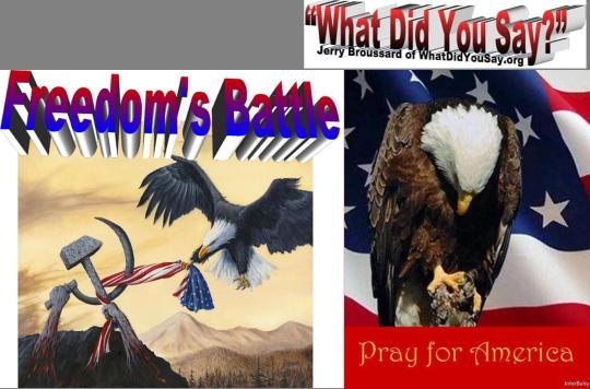 Freedom with Prayer
